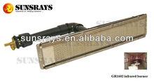 Gas quemador de infrarrojos quemador - GR1602