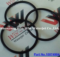 water jet parts Sealing head O-Ring Part No.10074904 suit for kmt water jet stone cutting machine
