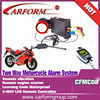 two way LCD alarm system CFMC08 new motorcycle alarm system for sale