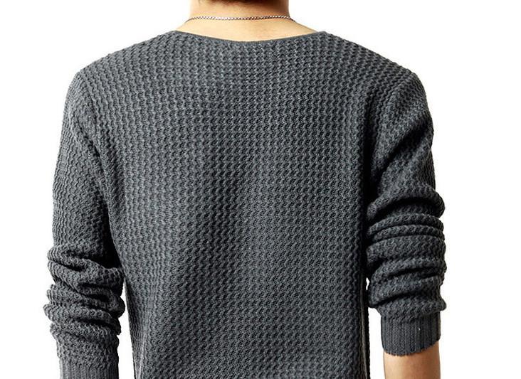 Мужской пуловер o Turtlenck 3 : m/xxl