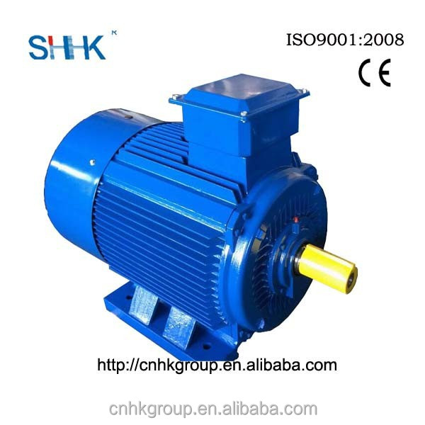 Ie2 Squirrel Cage Three Phase Kw Electric Motor Buy