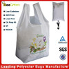 Snap pouch design 190T Polyester folding shopping bag/folding bag