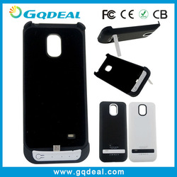 2600mAh Battery Case for Samsung Galaxy S4 Mini With Kickstand