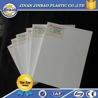 Photo mounting board foam PVC sheet bathroom cabinet