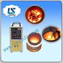 gold, copper, steel melting machine furnace