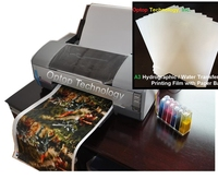 Optop Modified Water Transfer Printing Film Inkjet Printer