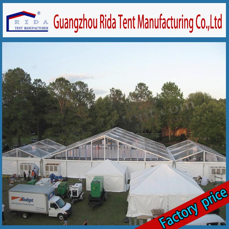300 people roof clear tent event party tent buy clear tent event