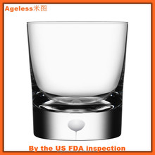 2015 hot sale clear glass cup