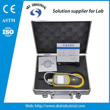 Portátil co detector de monóxido de carbono gas analyzer preço