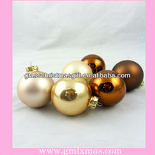 GML Factory 2015 hot sale wholesale glass ball ornaments most popular in the USA,Trade Assurance supplier