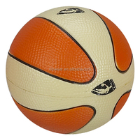 PU material cheap stress basketball/mini basketball soft toy shape/PU toy basketball