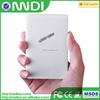 Mobile Power Bank 3000mah 2600mah PowerBank 5000mah Available