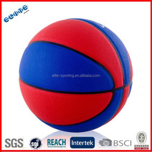 8 Panels bule Laminated basketball heavy ball