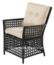 Dining rattan single french french bistro rattan chairs