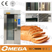 bread baking machine gas oven (CE&ISO9000)