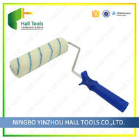 Industrial Power Used Rubber Covering Manufacturer Velvet Paint Roller Handle Telescoping Sponge Brush Material