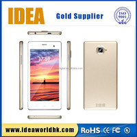 5 inch MTK6582 quad core 1.3Ghz dual sim mobile android smart cell phone