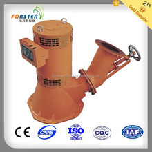 Small Vertical Turgo Water Turbine Generator Series For Home Use