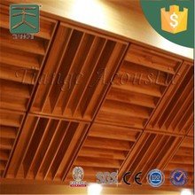 Acoustic wall panel for music room