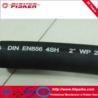 Durable promotional 50mm soft rubber hose
