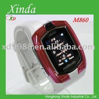 M860 hot watch mobile phone with professional manufactory and multi-function