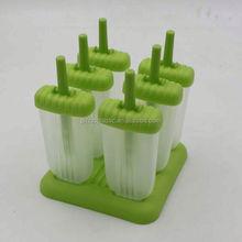 6 unids Groovy hogar Mini fabricante de helados