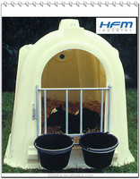 High Quality Cow Calf Hutch, Cow Cottage, Cow Cubicle House