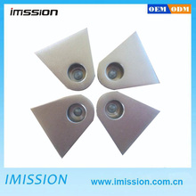 CNC machining custom made Aluminum transmission parts with drawings