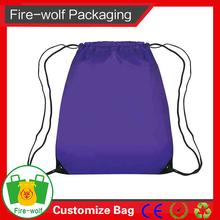 2015 Shinny Shoes Silkscreen PP Non Woven Shopping Bag Supplier