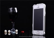 New Design aluminum bumper mobile phone case for iphone 5s