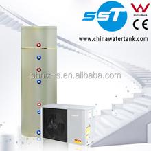 SOLAR KEYMARK portable 500L-100L Stainless Steel Solar Storage Tank