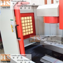 Hard track machining centers, machining centers gauge, spindle, CNC system can be customized