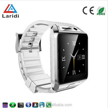 2015 The newest style moto 360 GV08S smart watch wristwatch made in shenzhen for man with android and ios phone