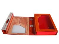 Free sample ! false eyelash packaging box
