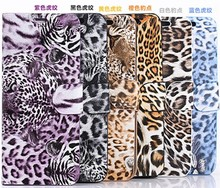2015 hot sale mobile phone leather tiger skin cover for iphone 6 4.7 inch leather case,