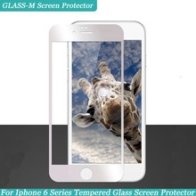 Screen Protector For Iphone 6 Plus Full Covered White