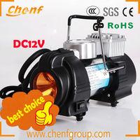 China 12v Car Metal Air Compressor Pump // portable car electric air inflator
