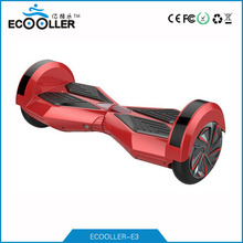 2015 New design two big wheels child electric scooter