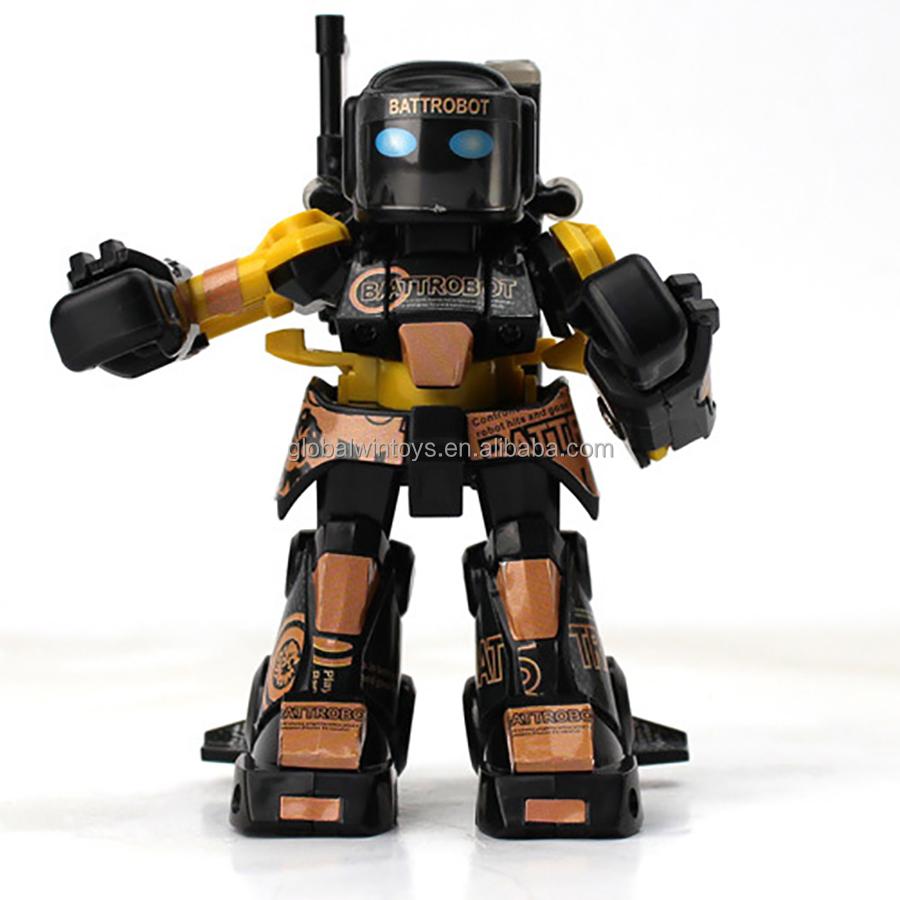 2015 2.4G & infrared sensor remote control battle robots,rc boxing robots toy GW-T2888.jpg