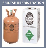 Used in commercial air conditioning purity r404a refrigerant gas