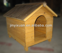 Competitive Price Dog Kennel Wholesale / Fir Wood Doghouse