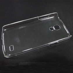 Ultra Thin Clear Transparent Hard Case For Samsung S4 mini
