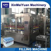 Hot sale Full automatic plastic bottle water filling machine