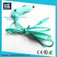 2015 New Products Car Charger Mobile Phone Accessories 24v 12v 9v 5v 2a car charger