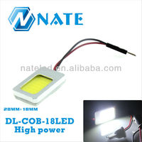 Brand new cob car dome light fit for any cars 12V rooflight