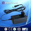 24 v 1.5a adaptador de corriente portátil / fuente de alimentación conmutada de tipo escritorio