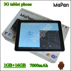 top end MaPan tablet pc android/ 9.7 inch tablet with 7000mAh long life battery smart tablet pc quad core