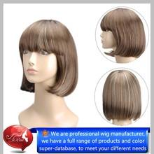short rihanna wig,kinky straight wig,gray hair full lace wig