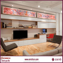 Entertainment center units and TV stands