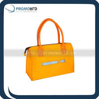 Reflect felt shopping bag with safely design great-hearted felt shopping bag
